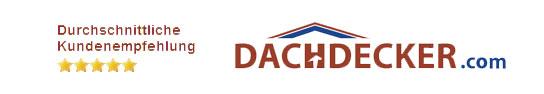 Sehen Sie unsere Bewertungen dachdecker.com